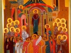 Покров Пресвятой Богородицы Вощажниково