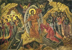 Светлое Христово Воскресение - Пасха 2018 Вощажниково