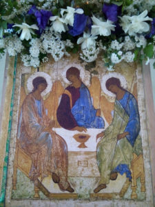 День Святой Троицы - престольный праздник село Вощажниково 2018