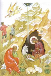 Рождество Христово село Вощажниково Ярославская область 2019