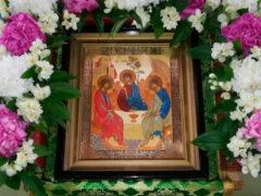 День Святой троицы 16 июня 2019 года село Вощажниково