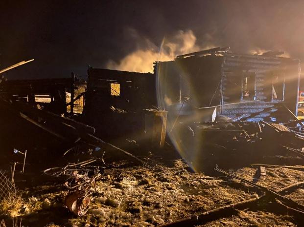 Трагедия на Рождество в деревне Кучеры