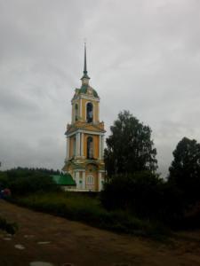 Иринарховский Крестный ход 2018